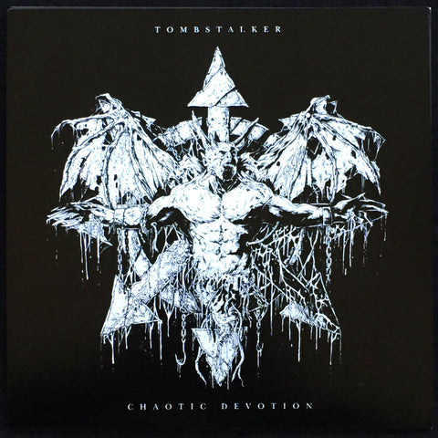 "Tombstalker ""Chaotic Devotion"" 7"""