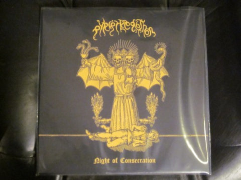 "Pyriphlegethon ""Night of Consecration"" LP"