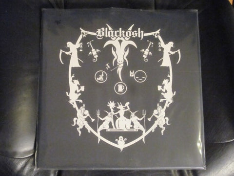 "Blackosh ""Whores, Booze & Black Metal"" LP (Root Guitarist)"