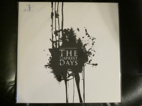 "Woods of Desolation ""The Darkest Days"" Double LP"