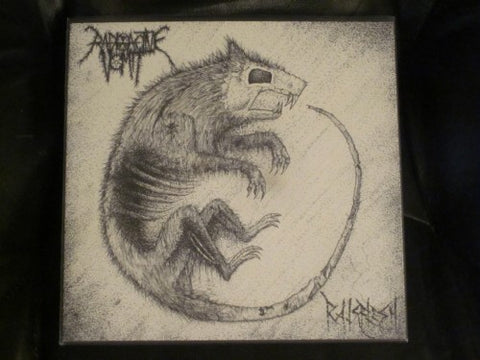"Radioactive Vomit ""Ratsflesh"" 7"""