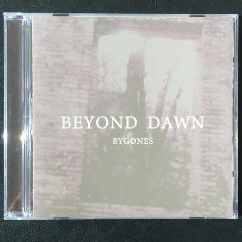 "Beyond Dawn ""Bygones"" CD (90's Norwegian Black Gothic Doom)"