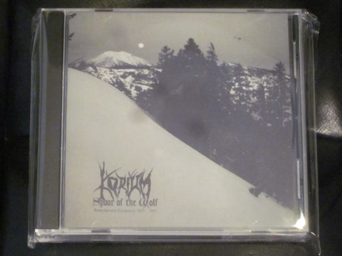 "Korium ""Spoor Of The Wolf"" Double CD"