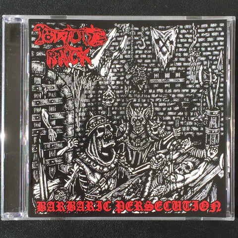"Torture Rack ""Barbaric Persecution"" CD"