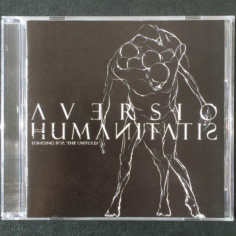 "Aversio Humanitatis ""Longing for the Untold"" CD"