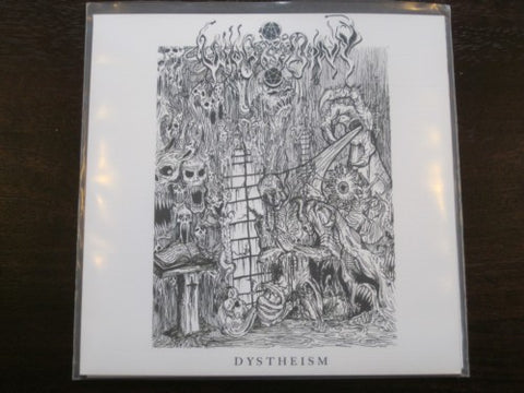 "Void Ceremony ""Dystheism"" 7"""