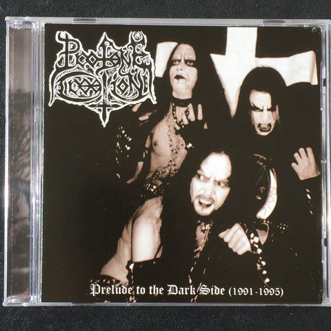"Profane Creation ""Prelude to the Dark Side (1991 - 1995)"" CD"