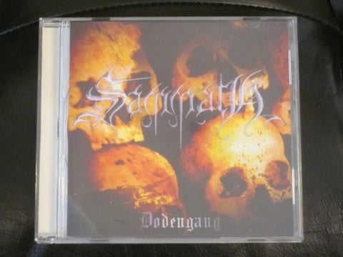 "Sammath ""Dodengang"" CD"