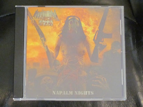"Nocturnal Breed ""Napalm Nights"" CD"