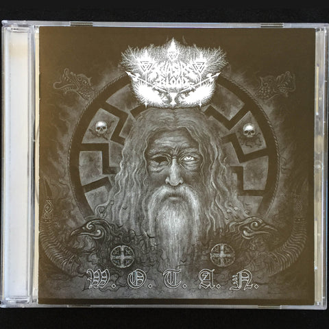"Kvasir's Blood ""W.O.T.A.N."" CD"