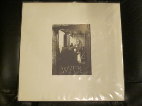 "WAR ""More Days"" LP"