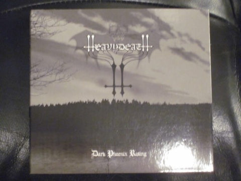 "Heavy Death ""Dark Phoenix Rising"" CD"