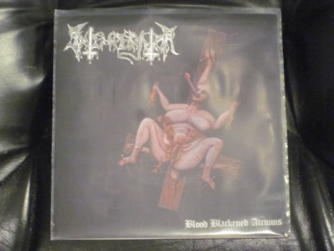 "Intemperator ""Blood Blackened Atriums"" 7"""