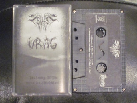 "Solus / Vrag ""Awakening of the Hungarian Witch Woods"" Split Demo"