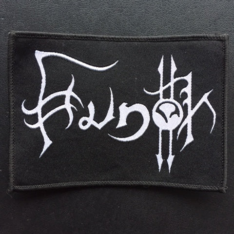 "Hunok ""Logo"" Patch"