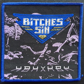 "Bitches Sin ""Uduvudu"" Patch"