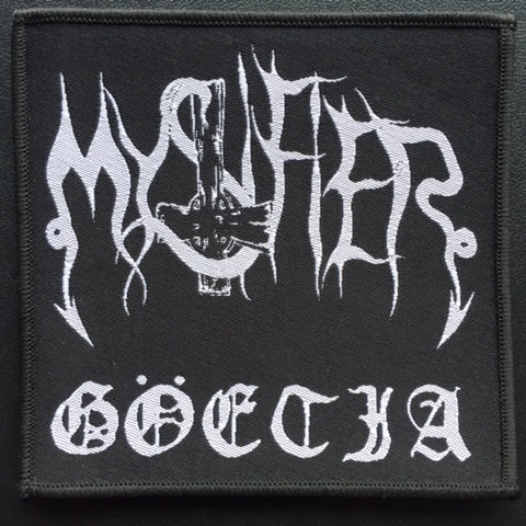 "Mystifier ""Logo/Goetia"" Patch"