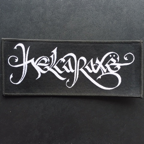 "Helcaraxë ""Logo"" Patch"