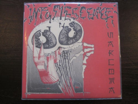 "Camp / Intumescence ""Untitled / Sarcoma"" Split 7"""