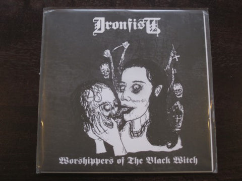 "Ironfist ""Worshippers of the Black Witch"" 7"""