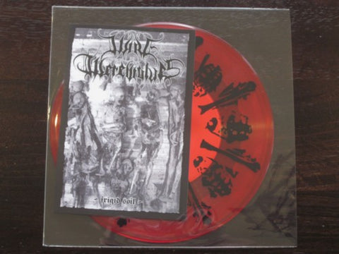 "Wire Werewolves ""Frigid Soil"" 7"""