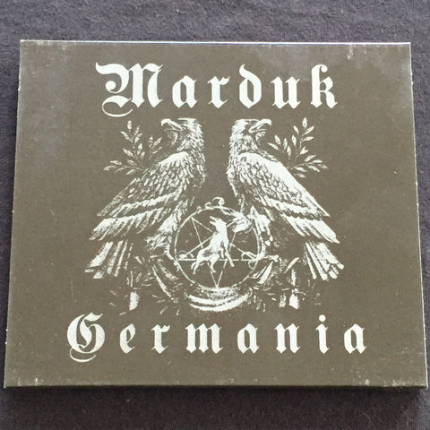 "Marduk ""Germania + Live in Oslo 1994"" CD + DVD"