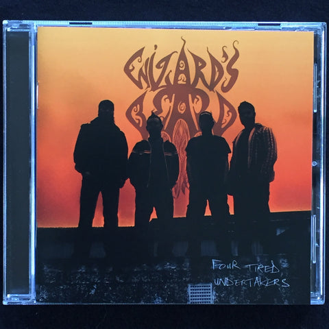 "Wizard's Beard ""Four Tired Undertakers"" CD"