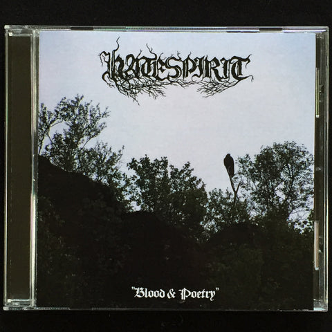 "Hatespirit ""Blood & Poetry"" CD (Altare)"