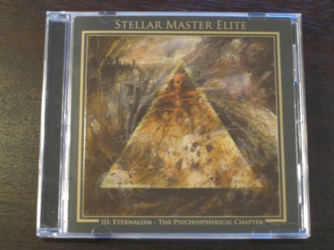 "Stellar Master Elite ""III: Eternalism..."" CD"