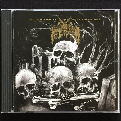 "Master Of Cruelty ""Archaic Visions of the Underworld"" CD"