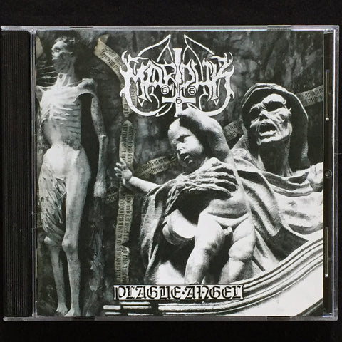 "Marduk ""Plague Angel"" CD"