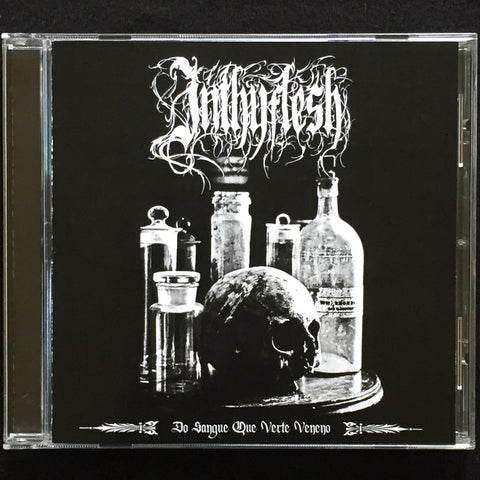 "Inthyflesh ""Do Sangue Que Verte Veneno"" CD (Altare)"