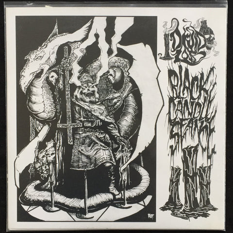 Wooden Stake / Druid Lord Split 7""