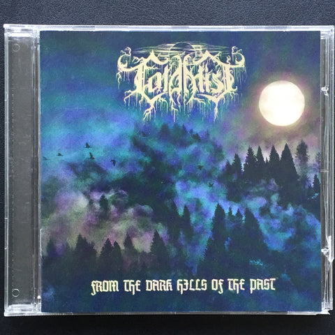 "Cold Mist ""From the Dark Hills of the Past"" CD"
