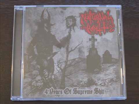 "Nocturnal Hell ""4 Years of Shit"" CD"