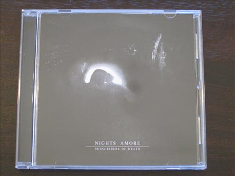 "Nights Amore ""Subscribers of Death"" CD"