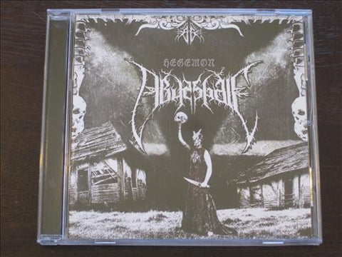 "Abyssgale ""Hegemon"" CD"