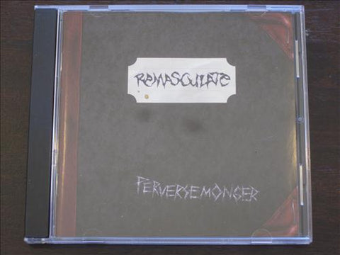 "Remasculate ""Perversemonger"" CD"