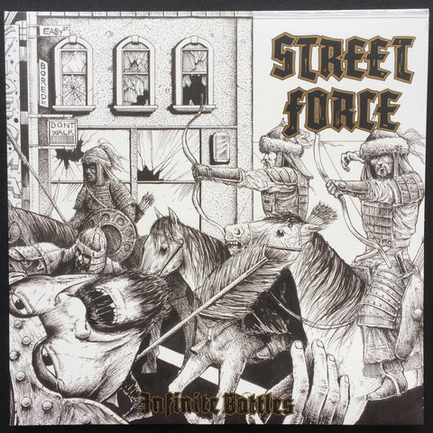 "Street Force ""Infinite Battles"" LP"