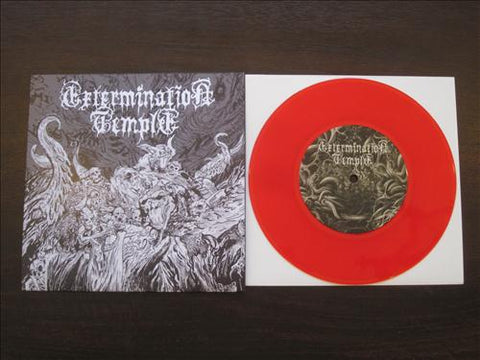 "Exermination Temple ""Lifeless Forms"" 7"""