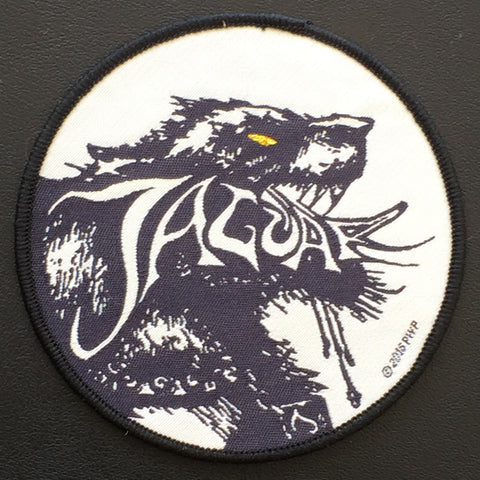 "Jaguar ""Logo"" Circular Patch"