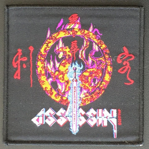 "Assassin ""惡之華 (Glory of Evil)"" Patch"