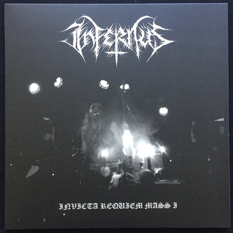 "Infernüs ""Invicta Requiem Mass I"" LP"