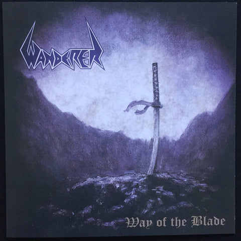"Wanderer ""Way of the Blade"" 7"""