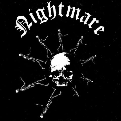 "Nightmare ""Old Metal for True Metalheads"" 7"""
