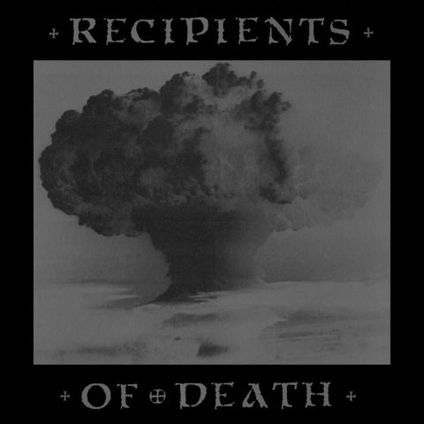 "Recipients of Death ""Recipients of Death"" LP (Slight Warp)"