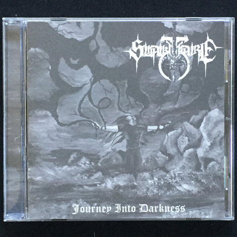 "Slaktare ""Journey Into Darkness"" CD"