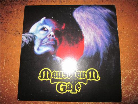 "Mausoleum Gate ""Obsessed by Metal"" 7"""
