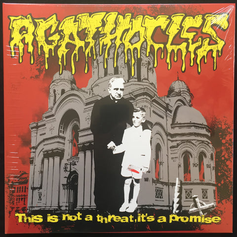 "Agathocles ""This is Not a Threat, It's a Promise"" LP"