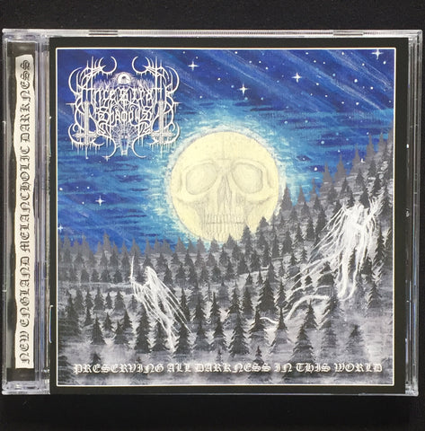 "Ancestral Shadows ""Preserving All Darkness in this World"" CD"